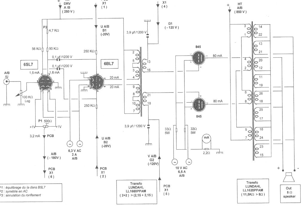 2014 02 01 archive moreover 69 Marshall Schemas likewise Tube moreover We300bjames also Simple Transistor Circuits. on high power amplifier schematics