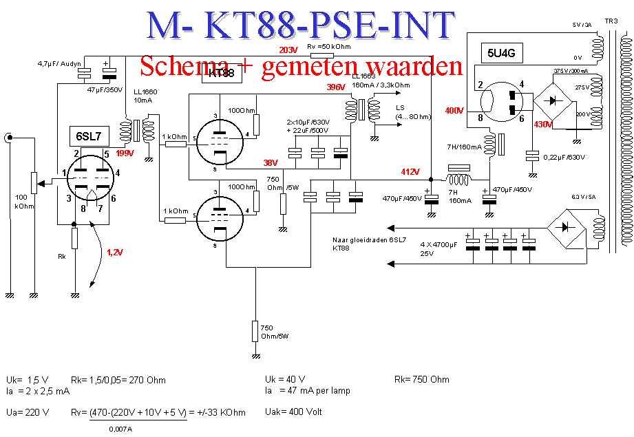 p bass schematic